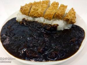 ロースかつカレー1200円/T.dining(ティーダイニング)
