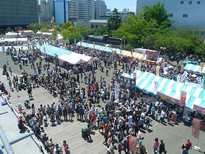 よこすかカレーフェスティバル2015
