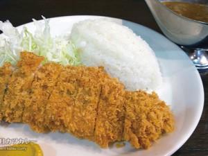 かつカリー 1100円/トプカ 神田本店